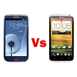 HTC One X+ vs Samsung Galaxy S III Review