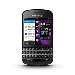 BlackBerry Q10 Rumors