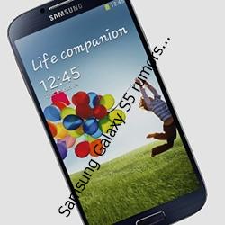 2014 Galaxy S5 rumors
