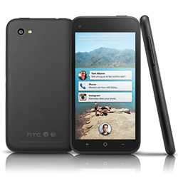 HTC First  Review and Specification