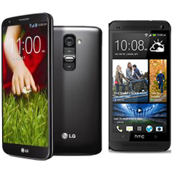 Lg G2 vs HTC One Review